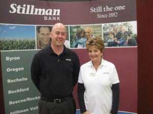 Stillman Bank at Roro Expo